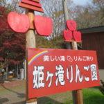 【2019年秋は茨城に行こう!】大子の姫ヶ滝りんご園でリンゴ狩りを楽しみつつ紅葉も☆オススメ農園