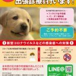 【水戸 イベント】犬の狂犬病無料!予防接種、ノミダニ、フィラリア◎